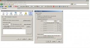 Firefox - Configuração Proxy