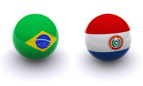 brasil-paraguai