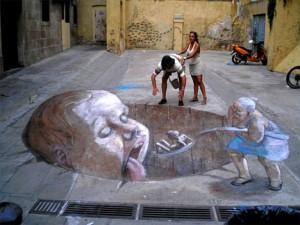 Arte de Rua 3D - 7