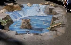 Arte de Rua 3D - 2