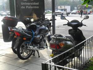 Estacionamento Motos